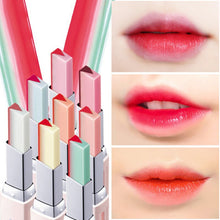Load image into Gallery viewer, Hot Sale Women Double Color Lipstick Waterproof Long-Lasting Lip Gloss Moisturzing Nourishing Lipsticks Balm Lip Cosmetics NEW
