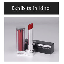 Load image into Gallery viewer, Waterproof Sexy Lipstick Long existing Moisturizing Non-stick Lipstick Makeup Tools