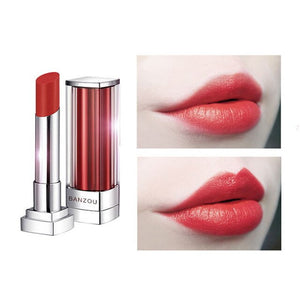 Waterproof Sexy Lipstick Long existing Moisturizing Non-stick Lipstick Makeup Tools