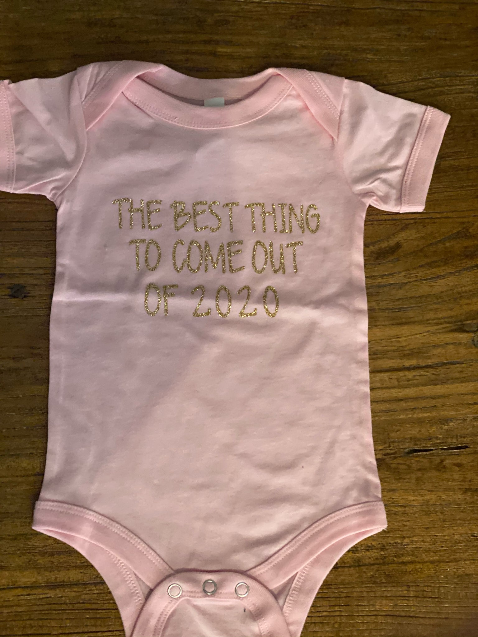 Best Thing of 2020 Onesie