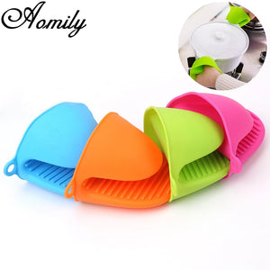 1Pc Silicone Pinch Mitts