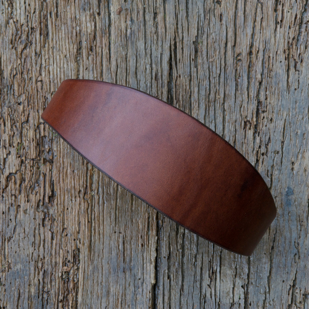 Oak Bark Tan Lurcher Collar