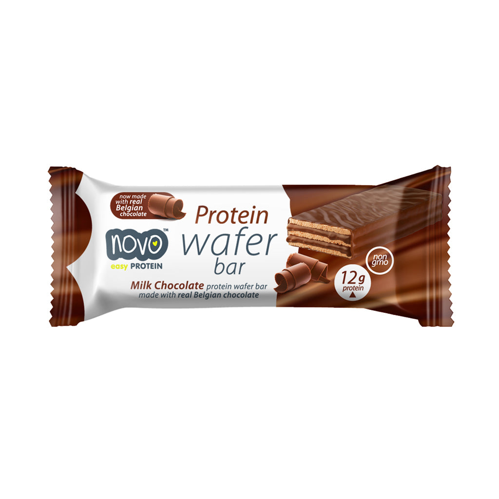 Milk Chocolate Protein Wafer - Box of 12x 40g bars