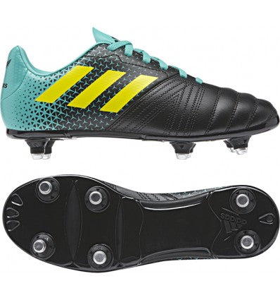ALL BLACKS JUNIOR AQUA/ YELLOW/ BLACK