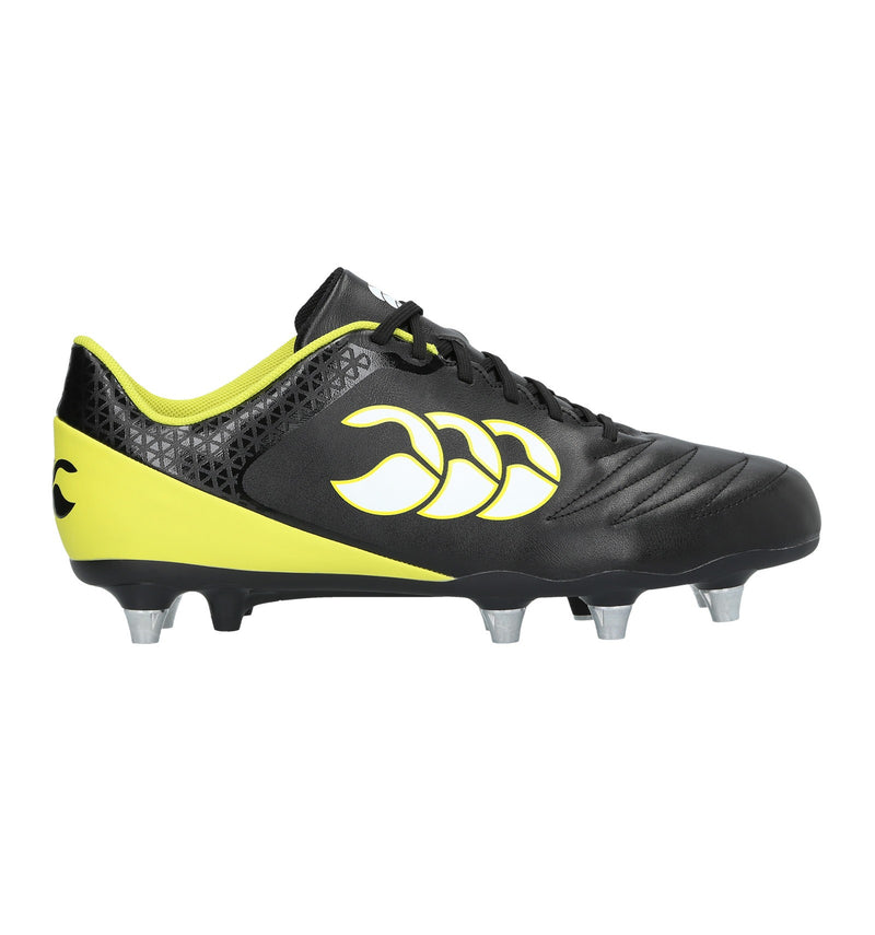 CANTERBURY STAMPEDE 2.0 SG BOOT BLACK