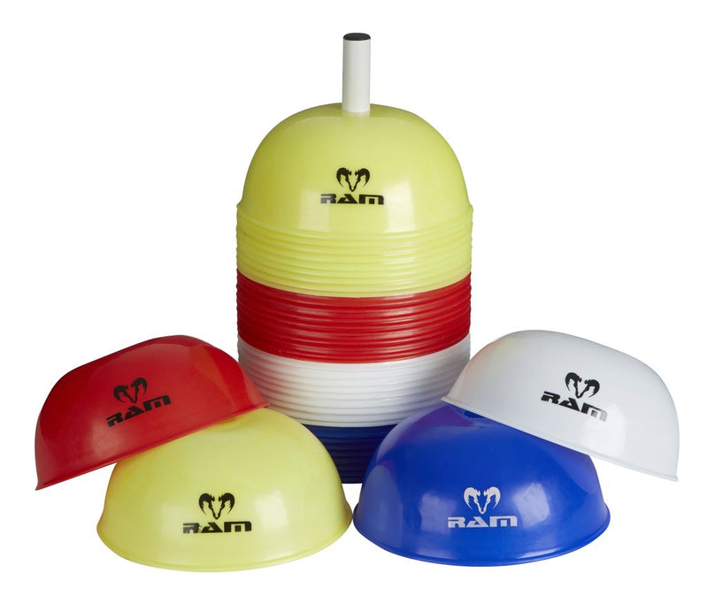 RAM DOMED MARKERS 40 PACK