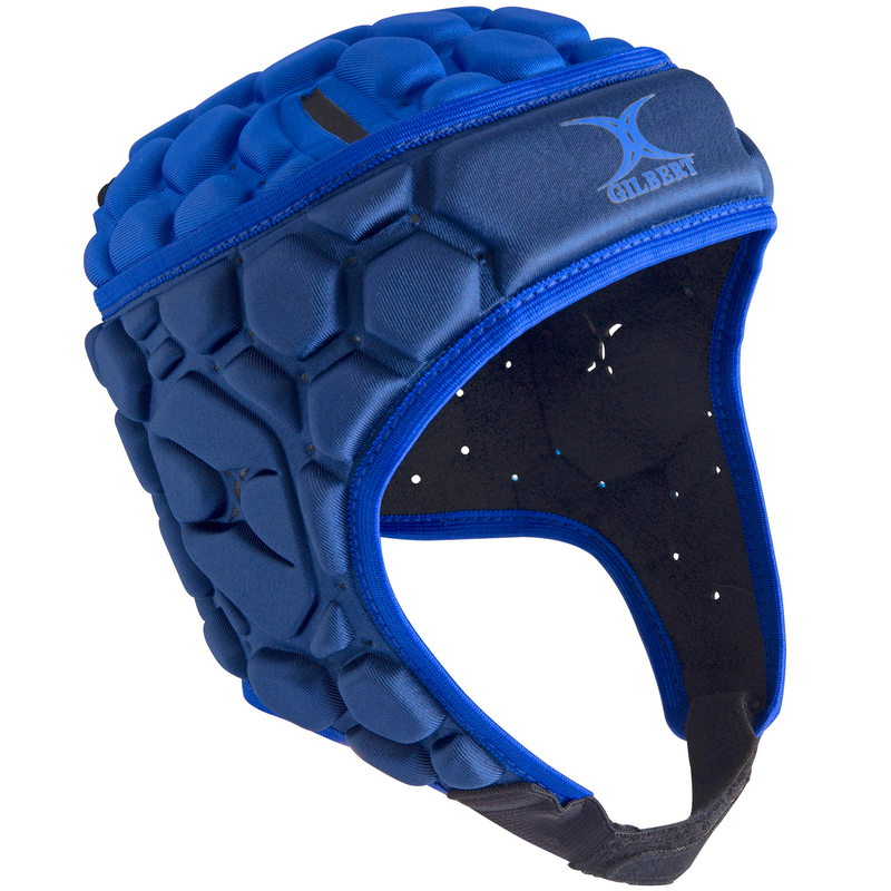 GILBERT SENIOR FALCON 200 HEADGUARD NAVY/ROYAL