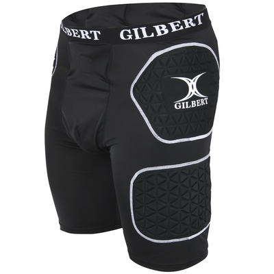 GILBERT SENIOR PROTECTIVE SHORTS BLACK