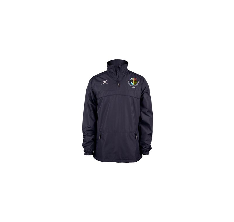 BURNHAM RFC BOYS PHOTON ¼ ZIP JACKET