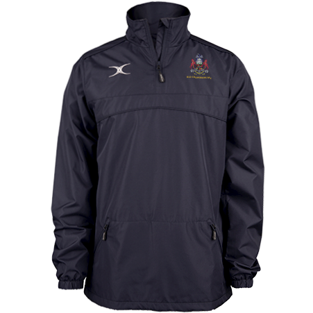 OLD COOPERIANS RFC MENS 1/4 ZIP PHOTON JACKET