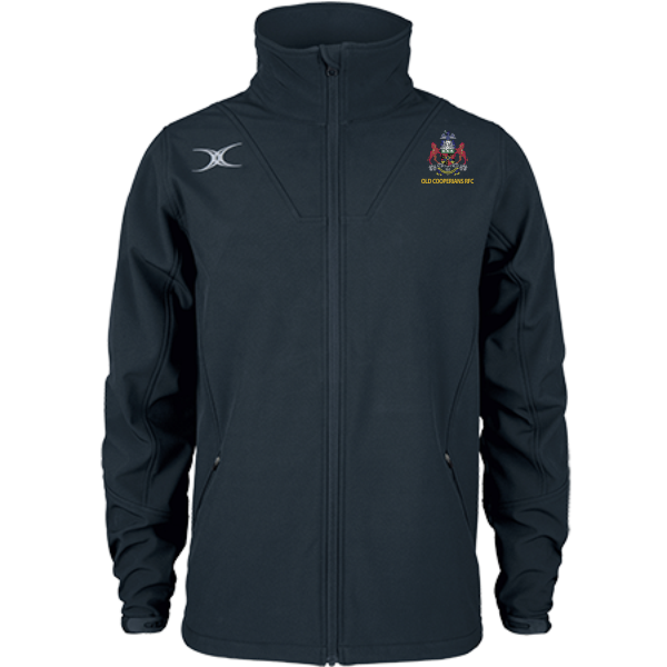 OLD COOPERIANS RFC SENIOR PRO ALL WEATHER JACKET
