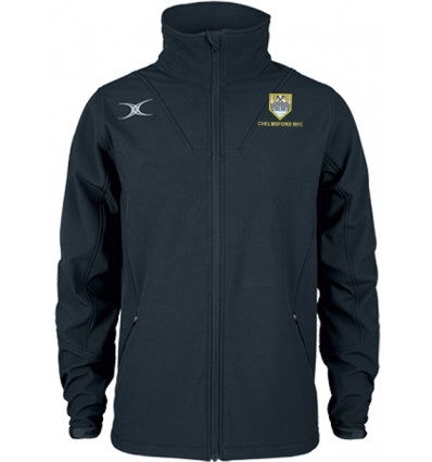 CHELMSFORD RFC SENIOR PRO SOFT SHELL JACKET