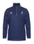 GRAY NICOLLS SENIOR STORM FLEECE IN NAVY