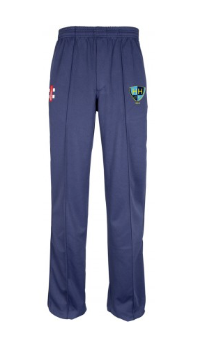 HATFIELD HEATH CC SENIOR MATRIX T20 TROUSERS NAVY