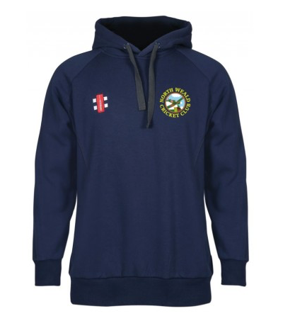 NORTH WEALD CC STORM HOODY