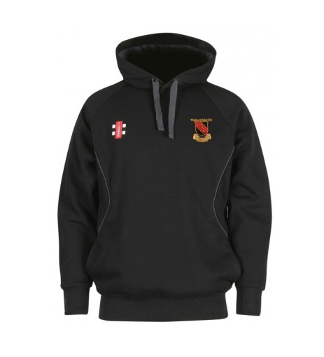 WICKFORD CC SENIOR STORM HOODY BLACK