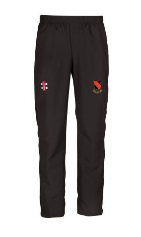 WICKFORD CC SENIOR STORM TRACK TROUSER BLACK