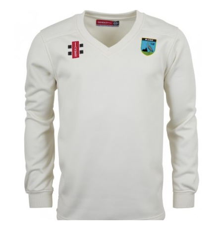 HERONGATE & INGRAVE CC JUNIOR MATRIX LS CRICKET SHIRT