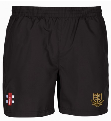 ST JOHNS BILLERICAY CC SENIOR STORM SHORTS