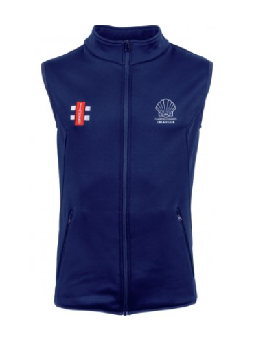NAZEING COMMON CC THERMO STORM BODY WARMER NAVY