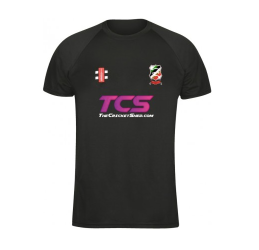 JUNIOR ILFORD CC MATRIX TEE SHIRT