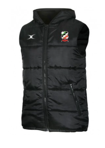 ILFORD CC INSULATED GILET BLACK
