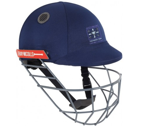 RETTENDON CC ATOMIC CRICKET HELMET