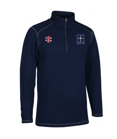 RETTENDON CC STORM THERMO FLEECE NAVY