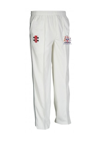 WALTHAMSTOW CC SENIOR MATRIX CRICKET TROUSER