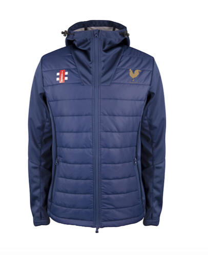 Shenfield CC Senior Pro Performance Training Jacket