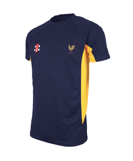 Shenfield CC Junior Matrix SS T Shirt