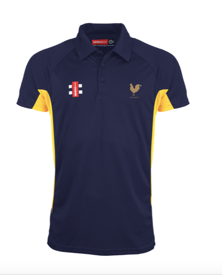 Shenfield CC Junior Matrix Polo