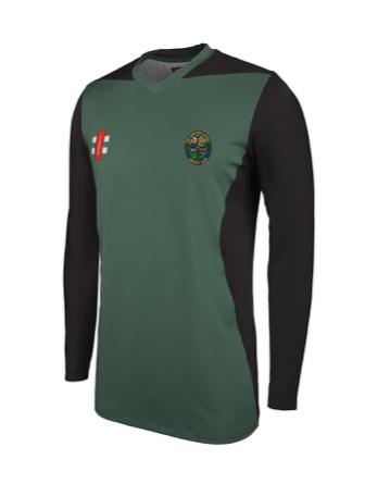 JUNIOR PRO PERFORMANCE LS T20 SHIRT B&P