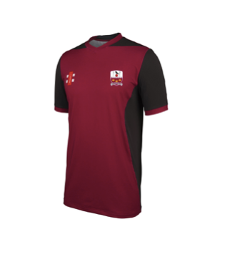 BRENTWOOD CC PRO PERFORMANCE SENIOR SS T20 MATCH SHIRT