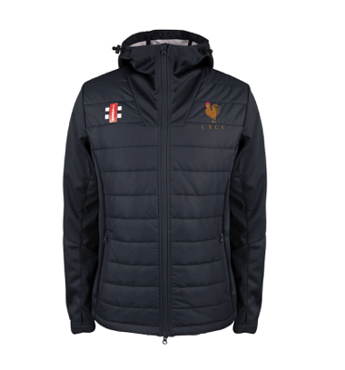 COGGESHALL TOWN CC SENIOR PRO PERFORMANCE JACKET