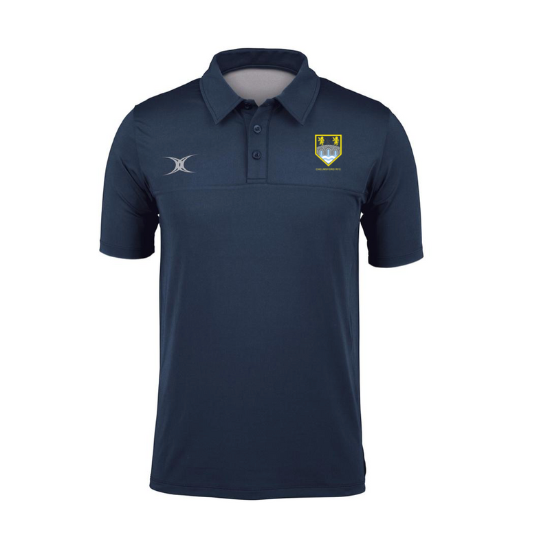 CHELMSFORD RFC MENS GILBERT PRO POLO