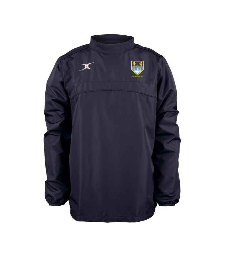 CHELMSFORD RFC JUNIOR PHOTON WARM UP TOP NAVY