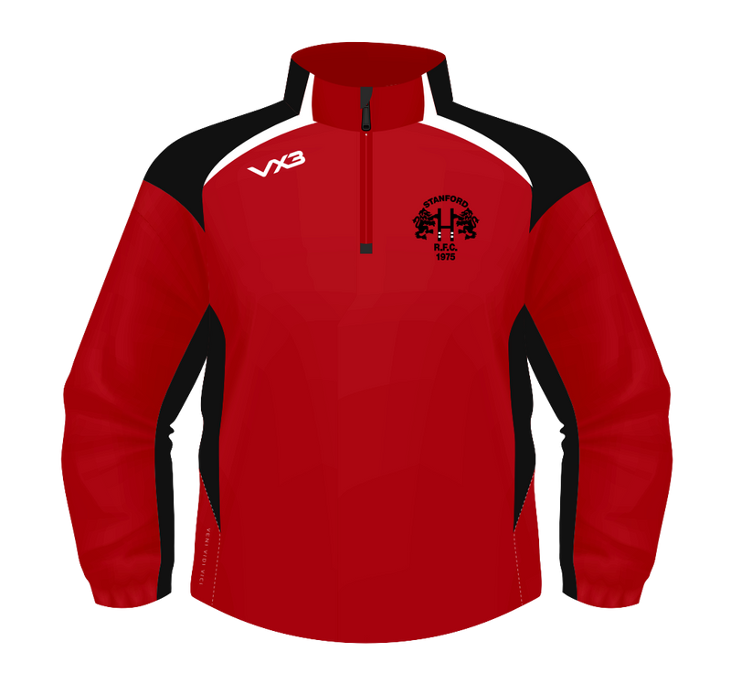 STANFORD RFC JUNIOR NOVUS HZ SWEAT