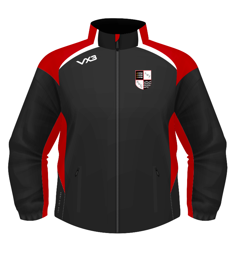 SOUTH WOODHAM FERRERS ADULT NOVUS FZ RAIN JACKET