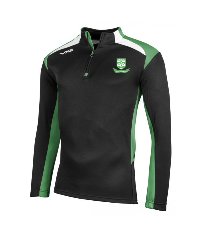 BASILDON JUNIOR VX3 HALF ZIP SWEAT