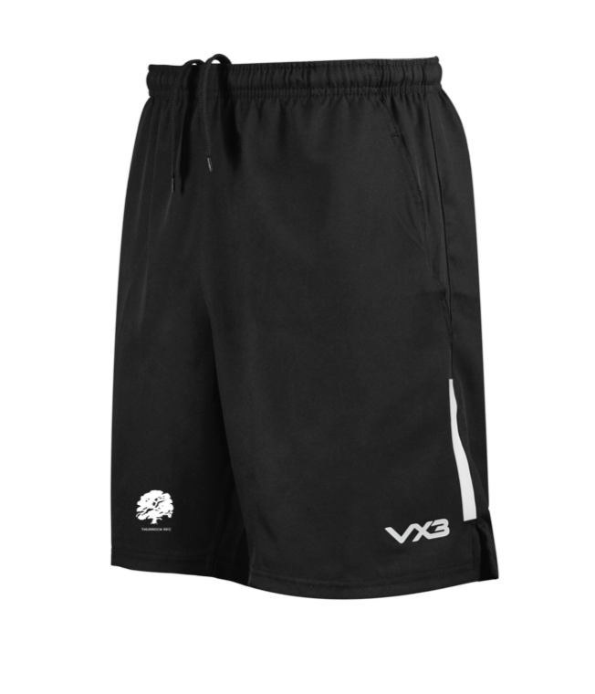 THURROCK VX3 JUNIOR FORTIS LEISURE SHORTS