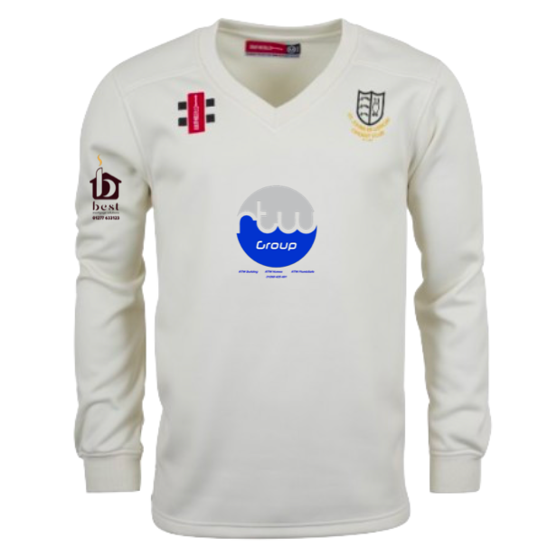 ST JOHNS BILLERICAY CC SENIOR VELOCITY SWEATER
