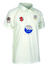ST JOHNS BILLERICAY CC JUNIOR MATRIX SS CRICKET SHIRT IVORY
