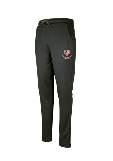 HADLEIGH & THUNDERSLEY CC SENIOR PRO PERFORMANCE TRAINING TROUSER BLACK