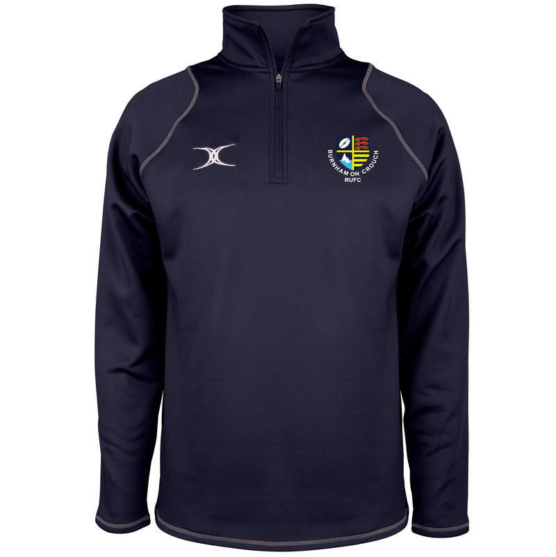 BURNHAM RFC MENS QUEST II FLEECE