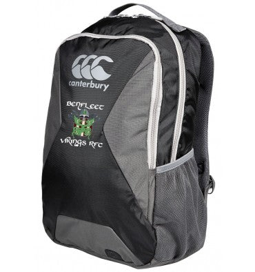 BENFLEET VIKINGS CANTERBURY BACK PACK