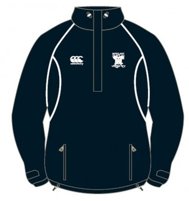 BENFLEET VIKINGS SENIOR CANTERBURY 1/4 ZIP JACKET