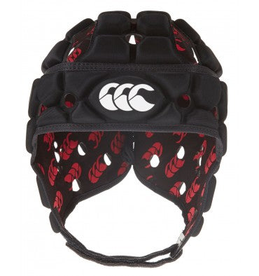 Canterbury Kids Ventilator Rugby Headguard Black