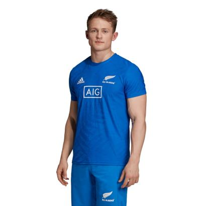 ALL BLACKS RUGBY WORLD CUP Y-3 PERFORMANCE T-SHIRT