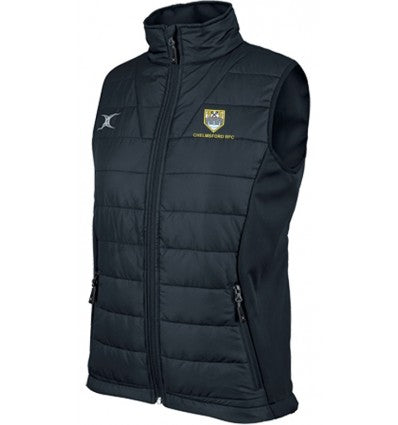 CHELMSFORD RFC MENS BODY WARMER